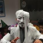 Хелоуин парти с езиков център English Language Centre, elc.bg