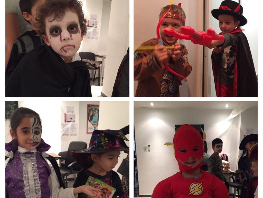 Хелоуин парти