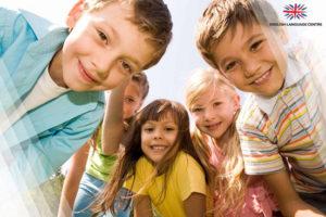 Английски за деца от 5 до 15 години, от февруари 2019.