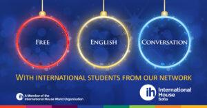 Онлайн клас по разговорен английски.