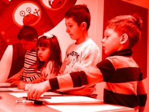 Английско училище за деца през лятото. С IH Sofia